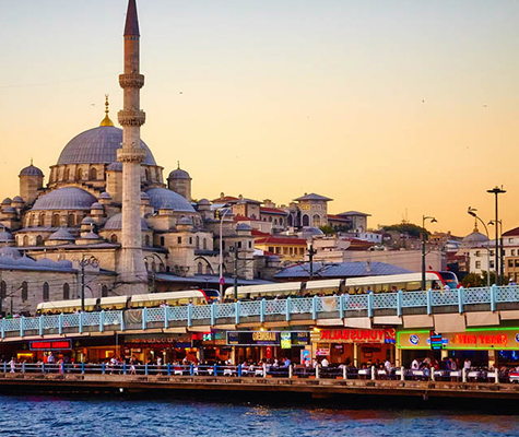 Voyage organis tunisie istanbul golden events for Sejour complet istanbul