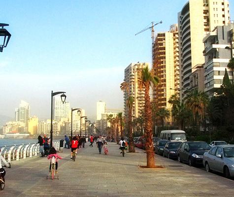 voyage tunisie liban